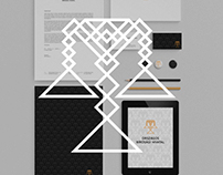 Hungarian National Judicial Office Identity / 2012