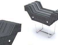 Industrial Felt Furniture
