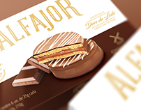 Chocolate Gramadense | Alfajor Packaging Design