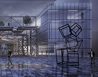 London Public Library Archmedium Competition
