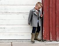 Kids' Fashion Designer - Maldwyn & Mab