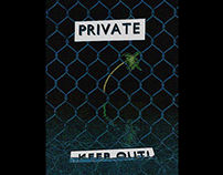 Private Island Poster