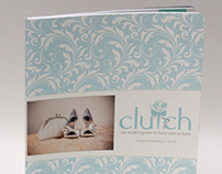 clutch: the bride's guide to have and to hold 2012