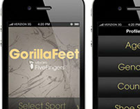 Vibram iPhone App
