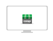 Coop Online TV Application