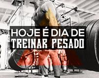 Motivational Gym Posters - Redes Sociais
