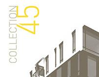 Collection 45 Brochure + Website