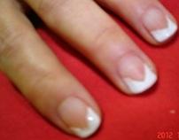 L'esecuzione della manicure