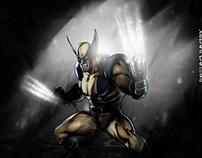 WolVerine (X-Men) ..