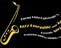 Jazz  Spring Poster