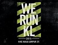 Nike We Run KL 2015