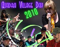 Quadra Village Day 2010 Photo Collage