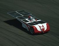 Solar Car MYST