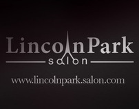 Lincoln Park Salon- 3 Part Ad Series