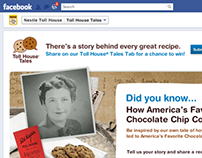 Facebook Contest for Nestle Tollhouse (Digitaria)