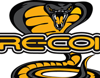 Recoil - Logo, Label and Ad