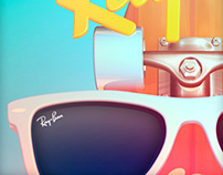 Ray-Ban - Summer is Here!