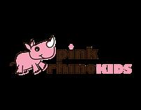 Pink Rhino Kids logo