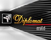 Diplomat Mild Branding TVC 30'