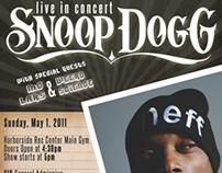 Snoop Dogg Concert