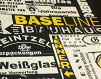 Broadsheet Poster