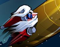 GoGo Santa Mobile Game