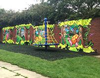 Bruce Walk Playground