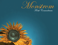 Monstrom - Fresh Conundrum art