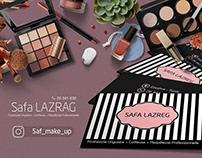 Safa LAZRAG - Business card