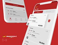MarinoBus | Redesign App