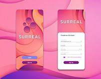 Surreal App Login