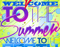 Ilustración digital | Welcome to the summer 2013