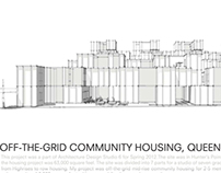 Off-the-Grid community housing