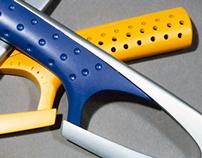 SYMBIOS – Dual Grip Kitchen Knife