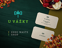 U VÁŽKY | Zero waste shop