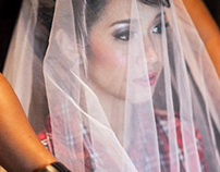 Albert and Hanny Wedding - Beauty make up 2012