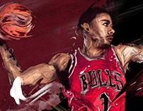 DERRICK ROSE # THE RETURN