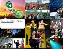 Heineken Music : Oxegen 2008