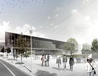 Haus der Zukunft (Berlín) | Alcolea+Tárrago | 2012