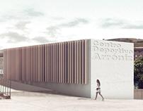 Edificio deportivo en Arróniz | Alcolea+Tárrago | 2012