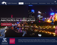 Melbourne Business School - Finance Club