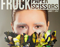 FROCK PAPER SCISSORS  |  Issue 7, 2012
