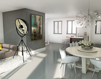 3d Visual Interiorproject