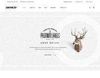 Benco - Furniture Bootstrap 4 HTML Template