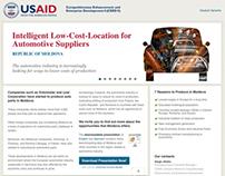 USAID - Automotive Landing Page