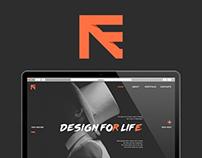RE Work Studio Web Design