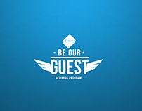 Jazeera Airways - Be Our Guest Campaign
