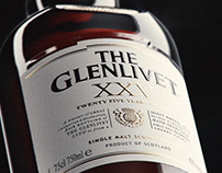The Glenlivet XXV - CGI