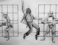 Star Wars: Jailhouse Rock