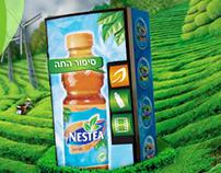 Nestea Israel site 2009-2010